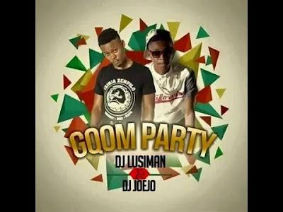 DJ Joejo x DJ Lusiman - Gqom Party (Original Mix)