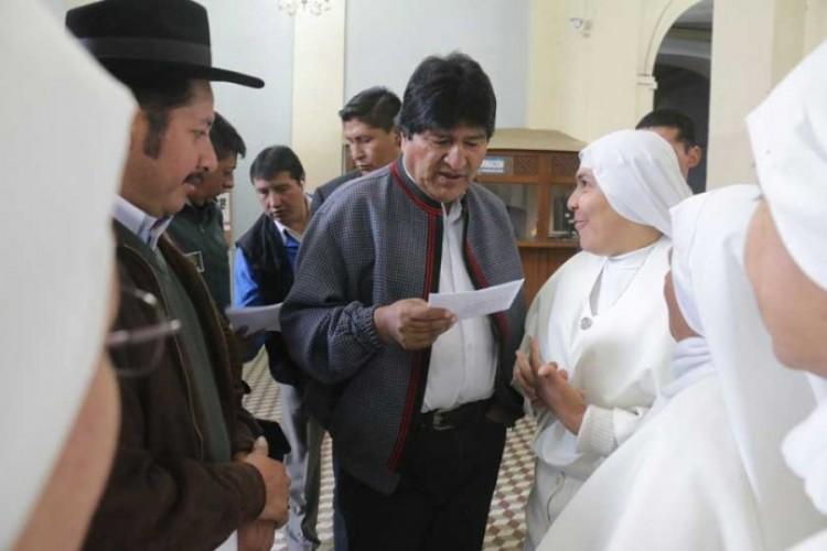 Monjas católicas en Sucre tuvieron que asumir millonaria deuda impositiva acumulada hace 12 años
