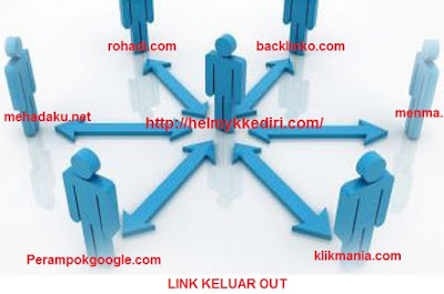 Jumlah link ideal dalam satu halaman blog