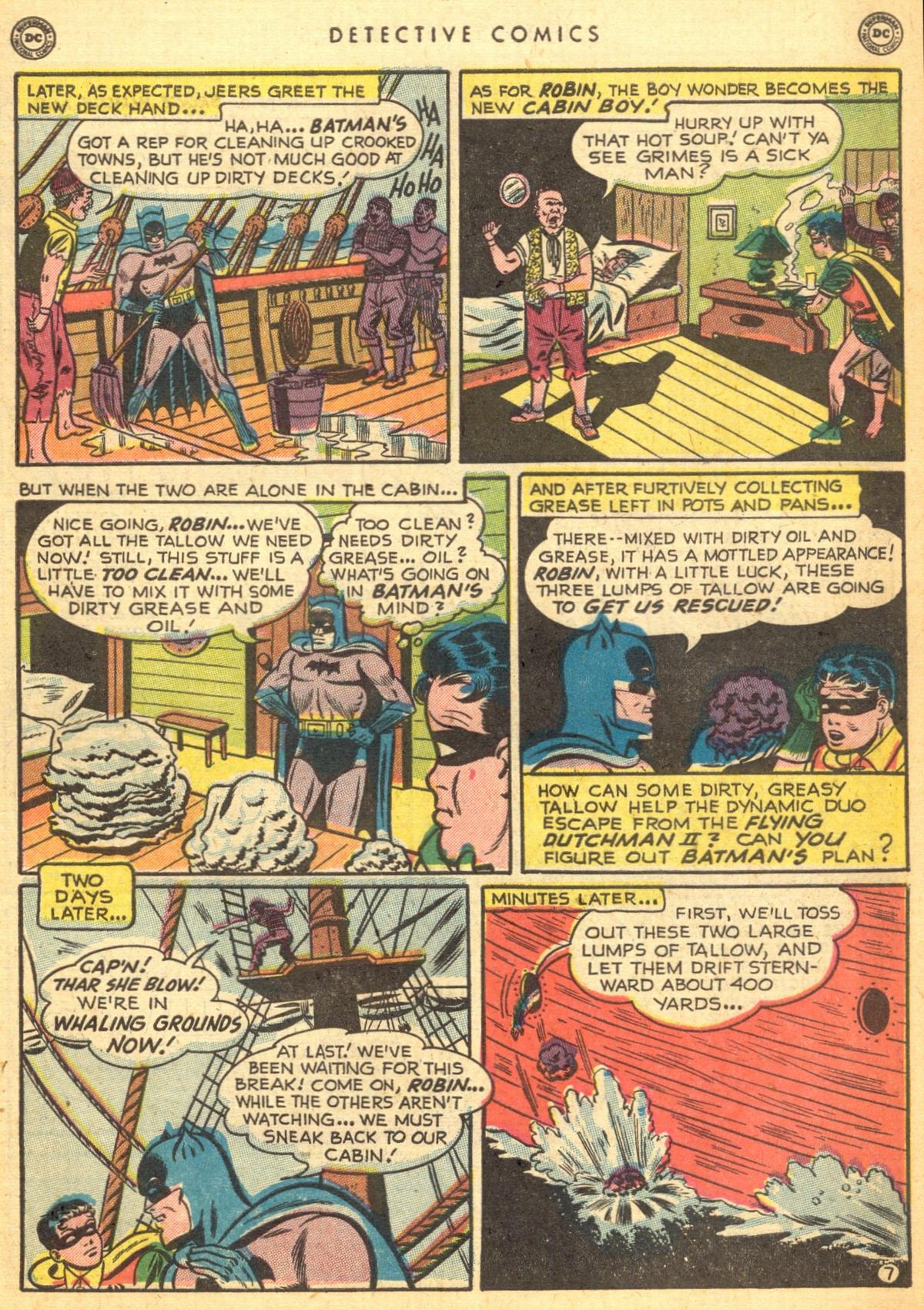 Read online Detective Comics (1937) comic -  Issue #170 - 9