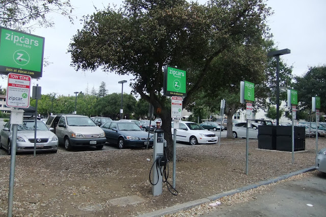 zipcars ジップカー