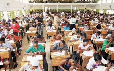 waec_writing Cheating: 29 Born-Again Christians Return WAEC Certificates News