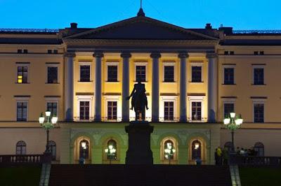 Royal Palace, Oslo, Norway