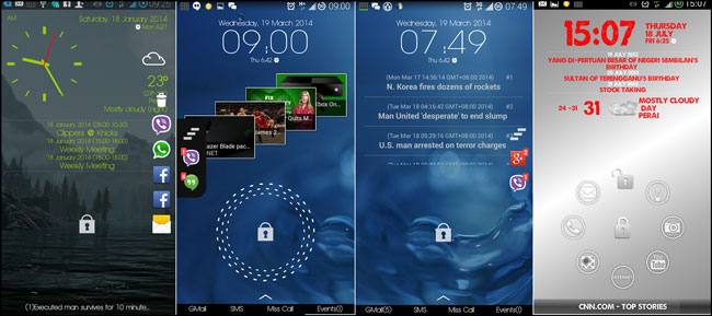 C Locker Pro android-apk-screenshot