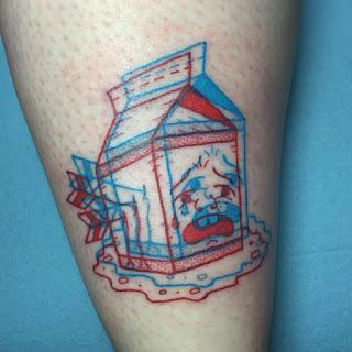 tatuaje anaglifo 7