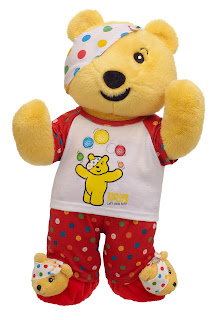 Pudsey in PJs