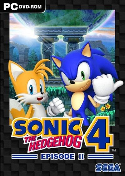 Sonic The Hedgehog 4 Episode 2 PC Full Español Reloaded Descargar 2012