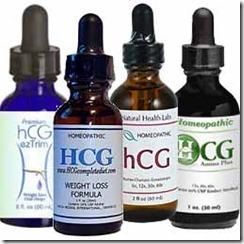 dosis diaria de hcg para adelgazar