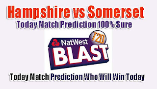 Who Will Win today T20 Blast Match live in india