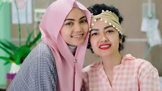 Rina Nose Lepas Hijab, Netter Merinding Teringat Kembali Komentar Mendiang Julia Perez