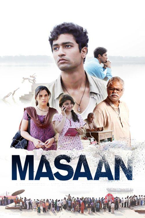 Masaan 2015 Hindi Movie 720p BluRay 900MB ESubs Download