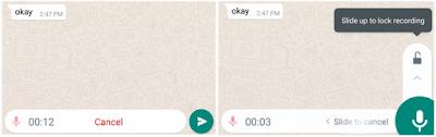Cara Download WhatsApp 2.18.102 APK dengan Fitur Lock Voice Recording