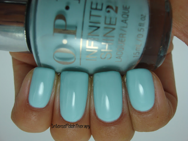 OPI - Infinite Shine - Eternally Turquoise