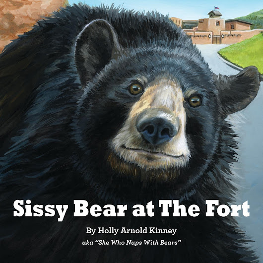 Sissy Bear at The Fort