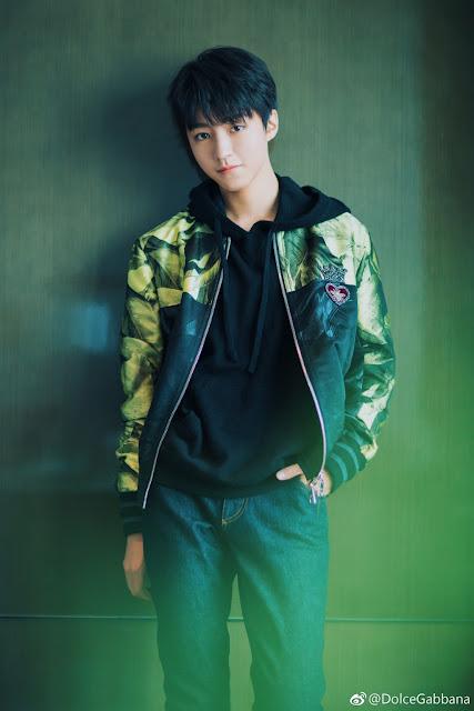 Dolce Gabbana Chinese brand ambassadors Wang Jun Kai