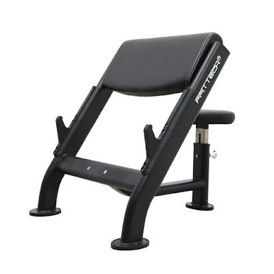 BANC SCOTT BICEPS CARDIO MUSCULATION