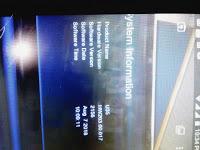 F1 F2 GX6605 Receiver PowerVu Software HW203 00 017