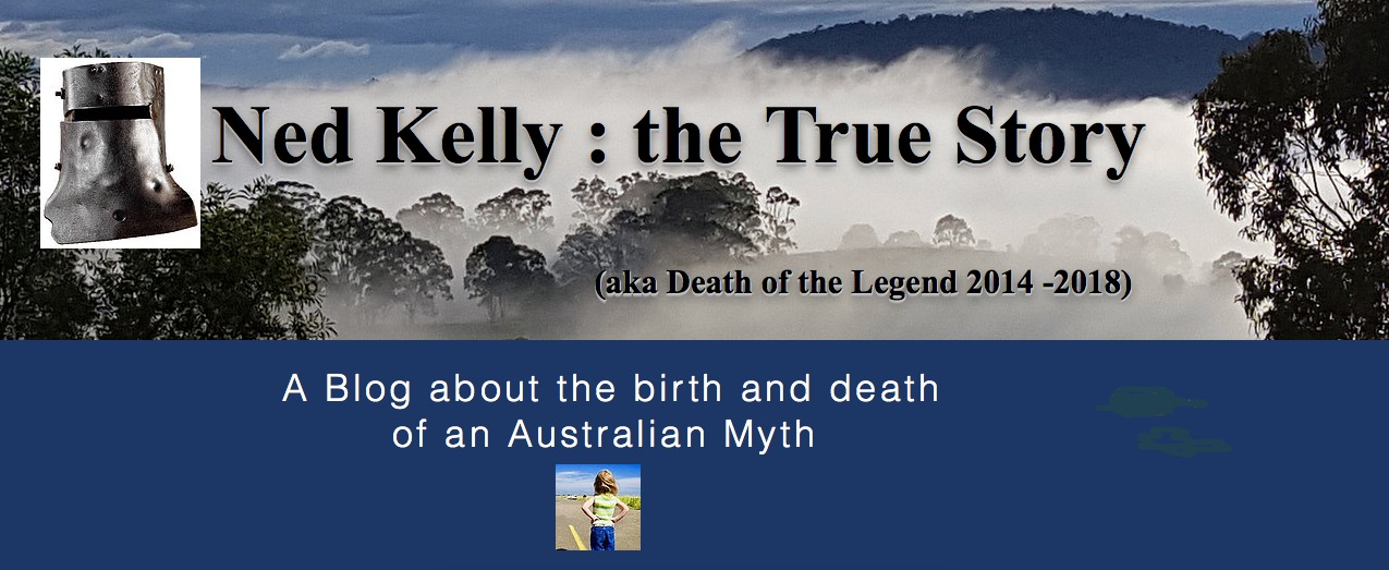 Ned Kelly :  Death of the Legend