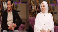 برنامج معكم منى الشاذلى حلقة الخميس 19-1-2017 لقاء ياسمين الخيام
