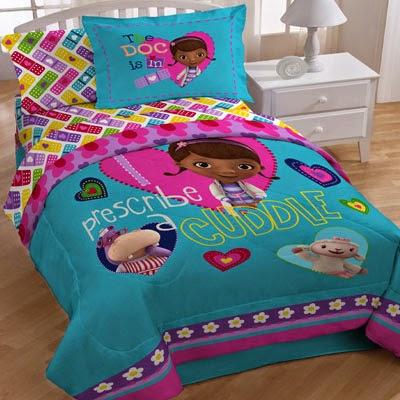 Disney Doc McStuffins Comforter Twin  BedRoom Design