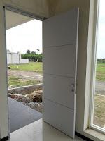 Pintu Kamar, Ruang Tamu dan Pintu Utama Minimalis
