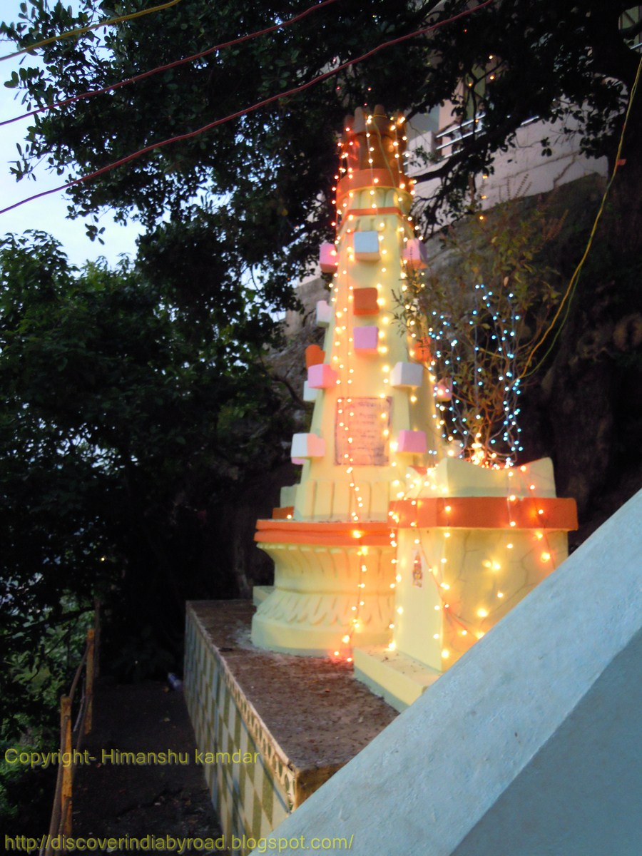Discover India: Chandika Devi Temple (Juchandra) Vasai