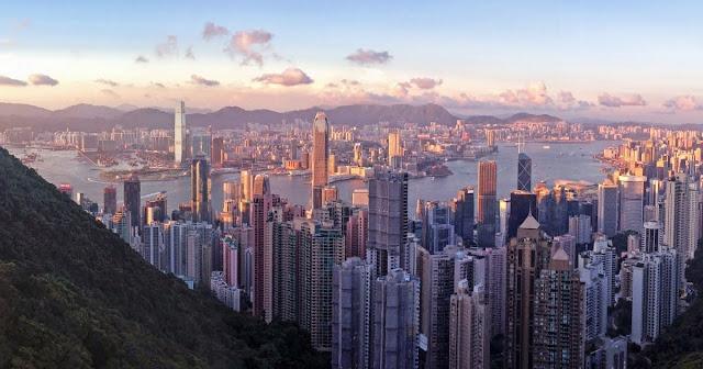 Victoria Peak - Salika Travel - Paket 5D Hongkong Shenzhen Macau