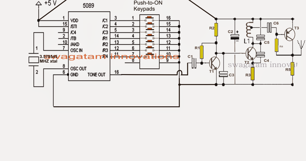 homemade fm transmitter circuit homemade circuit designs just for