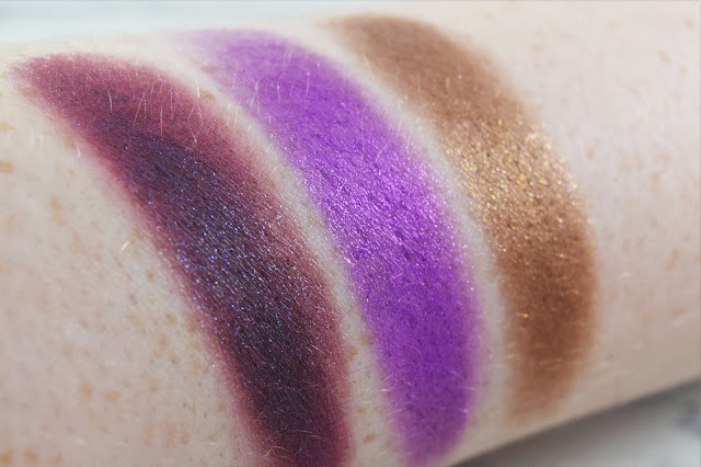 ColourPop Super Shock Shadows Swatches