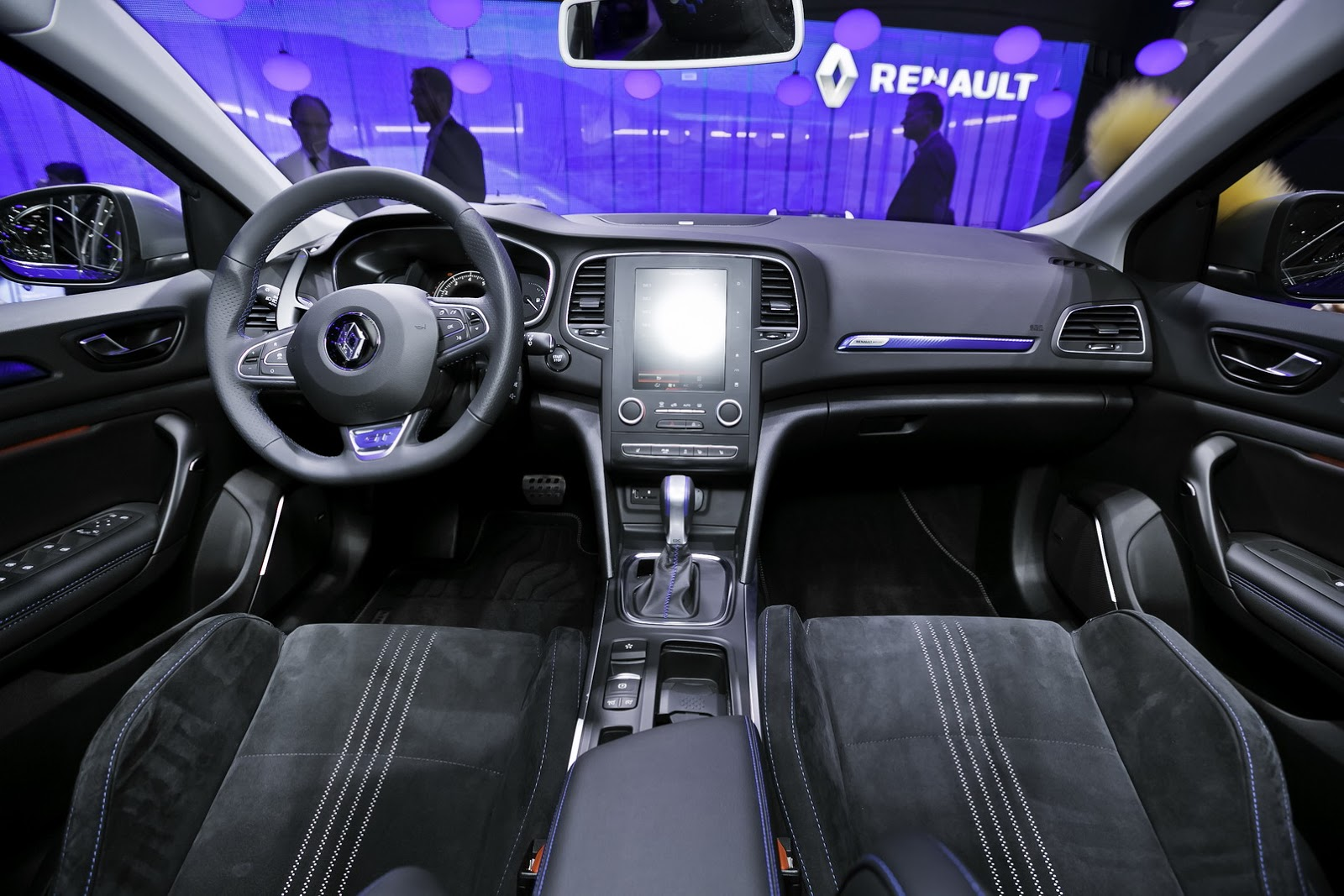 Renault Megane Sport Tourer 2016