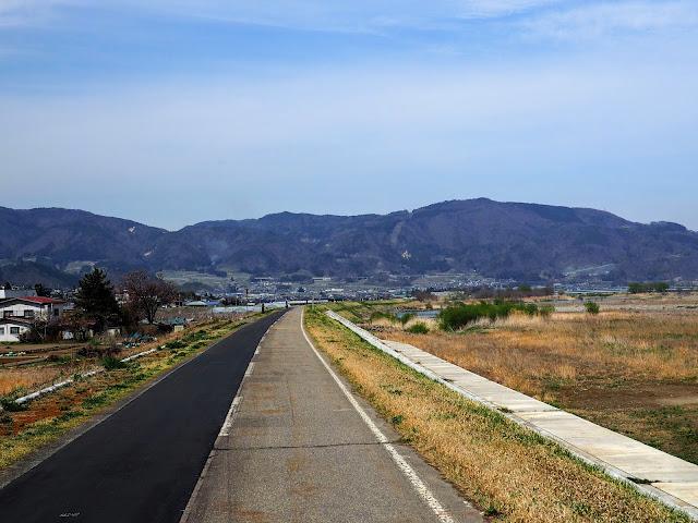 千曲川自転車道(上田更埴長野自転車道線)