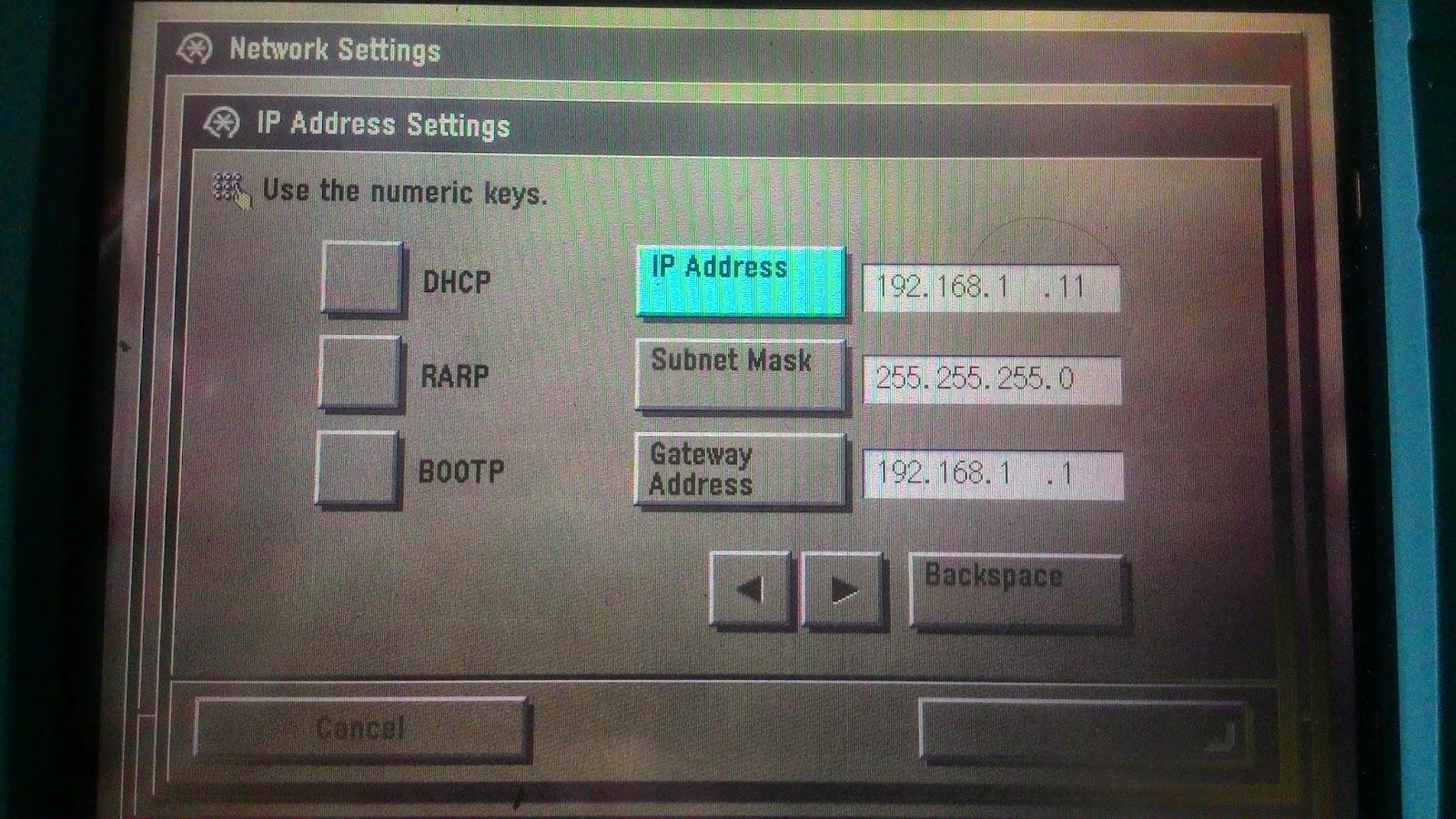 Cara Menghubungkan Mesin Fotocopy ke Windows Via Kabel LAN | IT ...