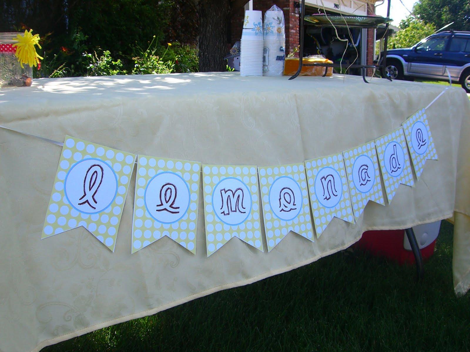 Home Confetti July