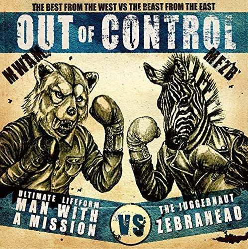 [Single] MAN WITH A MISSIONxZebrahead – Out of Control (2015.05.20/MP3/RAR)