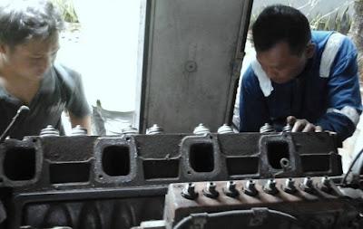 Mlayani service mesin diesel