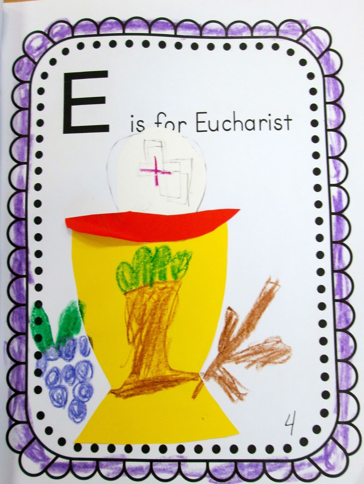 Lent For Little Kids And An Ash Wednesday Freebie