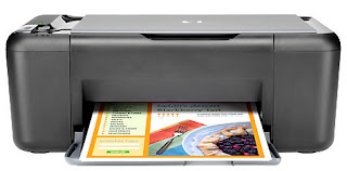 HP Deskjet F2423 Printer Driver Download