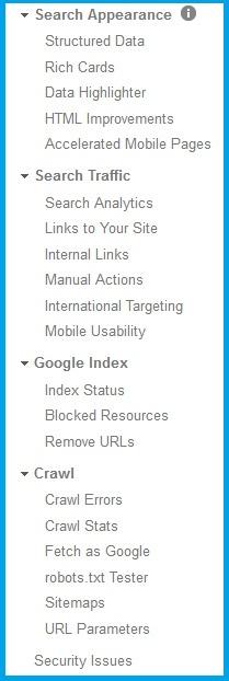 Belajar Menggunakan Google Webmaster Tools