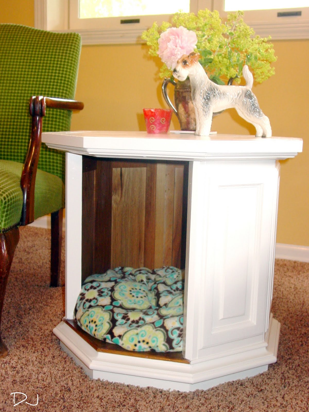 Spittin Toad Coffee Table Pet Bed