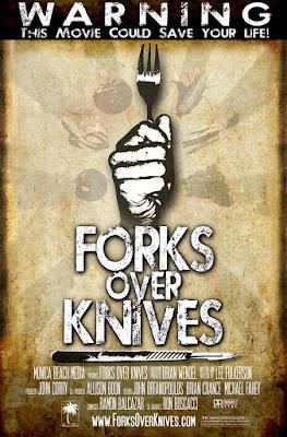 Forks Over Knives Poster