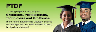 PTDF Scholarships for Undergraduate, Masters & PhD in Nigeria & Overseas 2017/2018