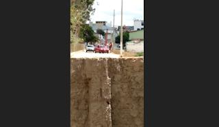 """Energisa corta """"gato"""" feito por Prefeitura da Paraíba; confira vídeo"""