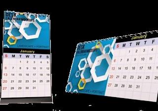 Cetak Kalender Meja Murah Surabaya