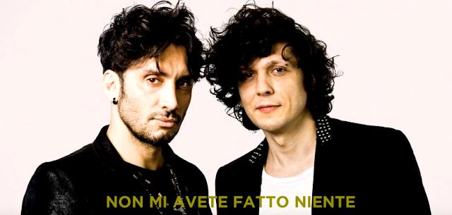 Ermal Meta | Fabrizio Moro | Italy Eurovision