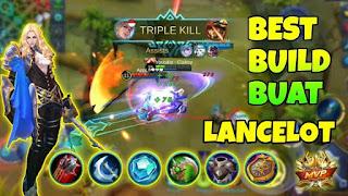 Permainan merupakan salah satu hiburan yang dibutuhkan oleh semua orang Cara Menggunakan Lancelot Pada Permainan Mobile Legends