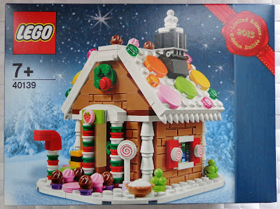 Gingerbread House [40139] Box