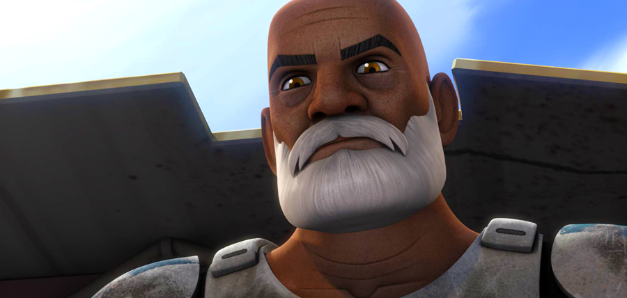 Căpitanul Rex în Star Wars: Rebels Sezonul 2