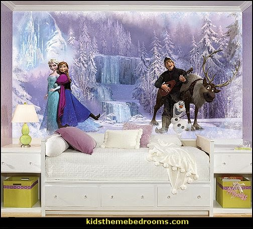 Decorating Theme Bedrooms Maries Manor Elsa Frozen
