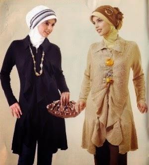 Busana muslim wanita yang m oderen dan nyaman