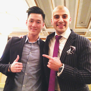 alaric ong with aaron sansoni